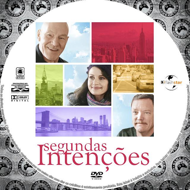Label DVD Segundas Intenções (2014) [Exclusiva]