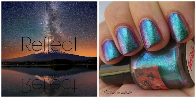potions in motion nail blog  carpe noctem cosmetics samhain collection