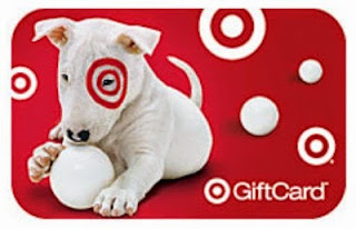 $ 150 Target Gift Card Giveaway