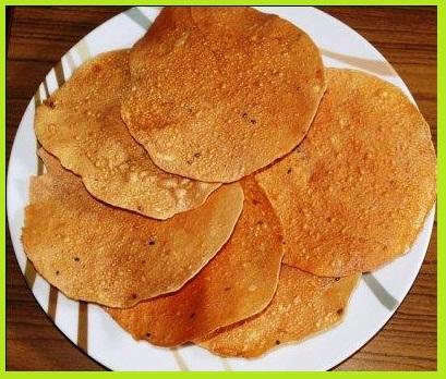 Aloo Ke Papad Recipe In Hindi