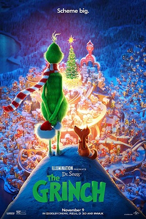 The Grinch (2018) 700Mb Full English Movie Download 720p HDCAM thumbnail