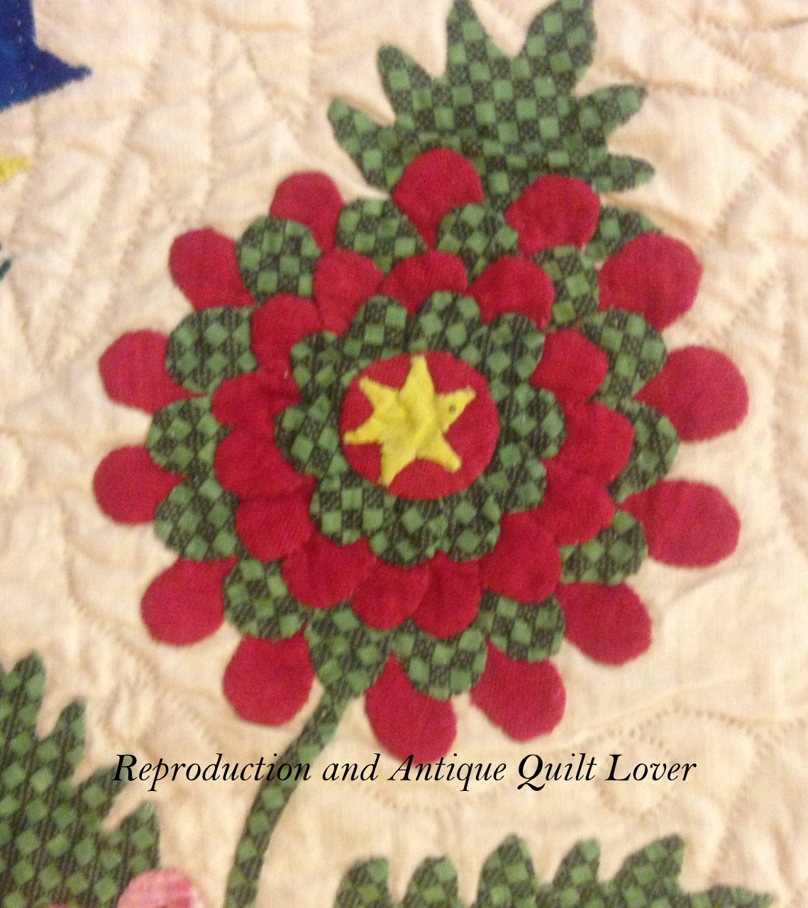 Repro Quilt Lover: April 2016 : repro quilt lover - Adamdwight.com