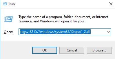 Télécharger Xinput1_2.dll Fichier Gratuit Installer
