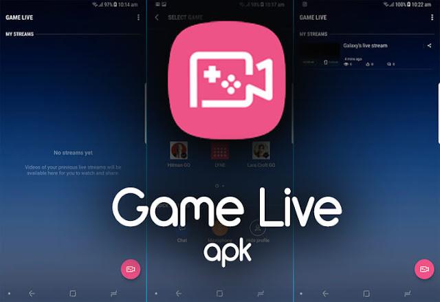 تطبيق Game Live للبث المباشر للألعاب من هاتفك على مواقع التواصل الإجتماعي