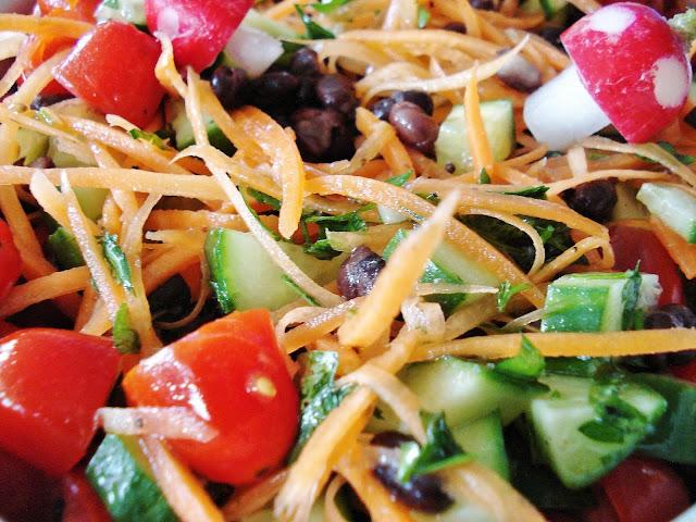 how to make gluten free black bean pasta