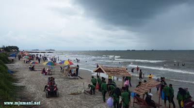 Pantai di Kalsel