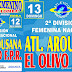 FÚTBOL ATL AROUSANA 13mar'16