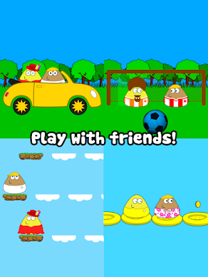 Pou APK Latest Version Free Download For Android