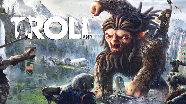 تحميل لعبة Troll and I لـ بلاي ستيشن 4