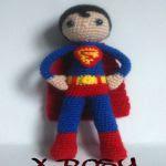 PATRON GRATIS SUPERMAN AMIGURUMI 20601