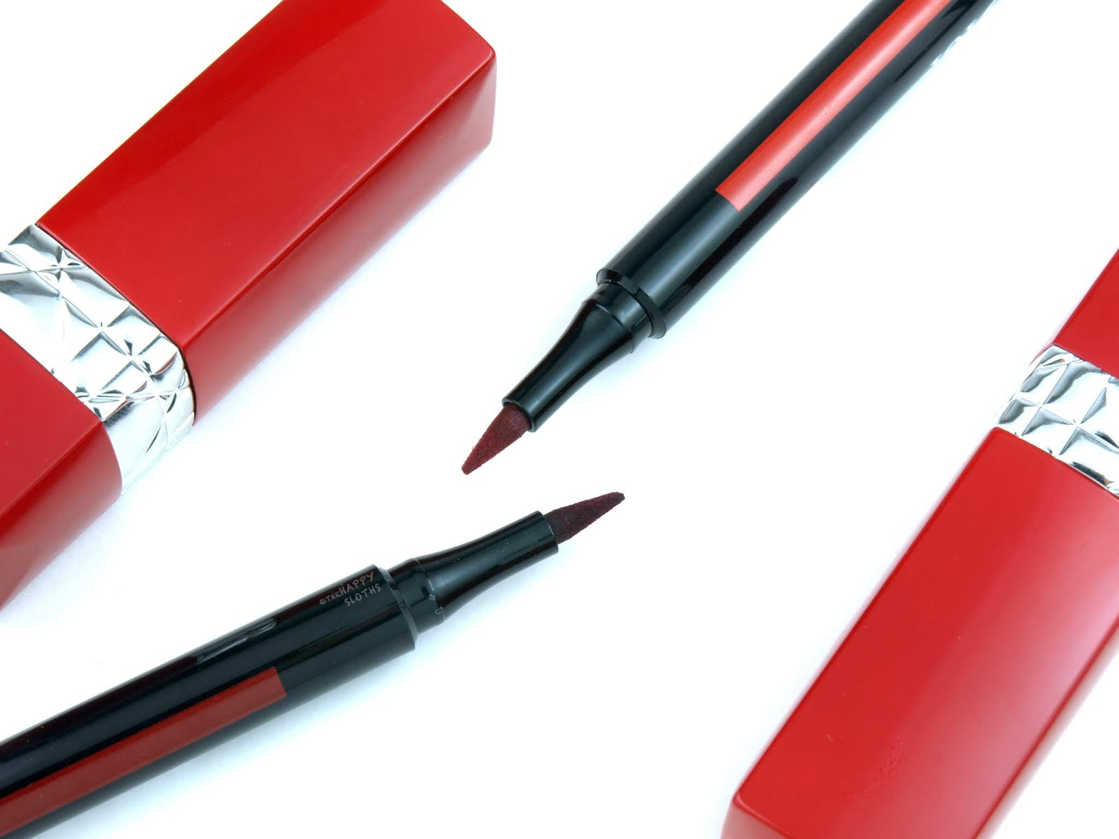 Dior | Rouge Dior Ink Lip Liner: Review and Swatches