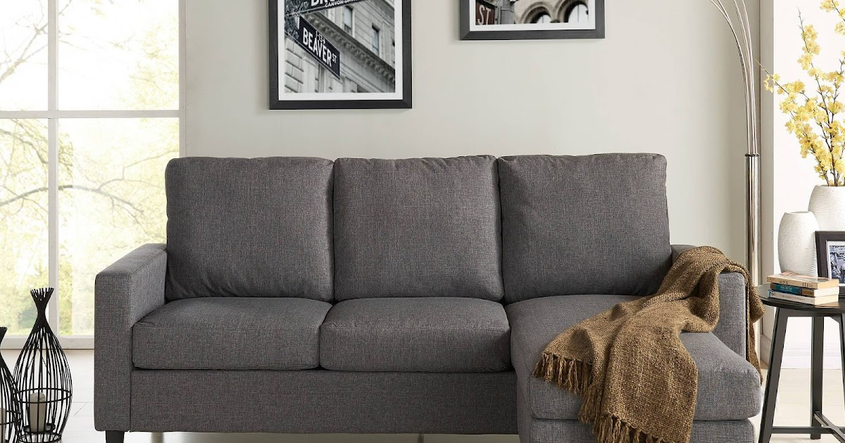 Buy Sofa Small Sectional Sofa