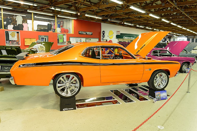 Dick Burke, Sr.'s 1970 Plymouth Duster