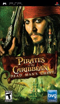 Download Pirates Of The Caribbean Dead Man Chest USA PPSSPP [New Link]