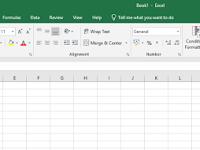 Bagian Dari Microsoft Excel 2016 Part 2