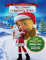 pelicula Mariah Carey presenta: La primera navidad de Mariah y Jack