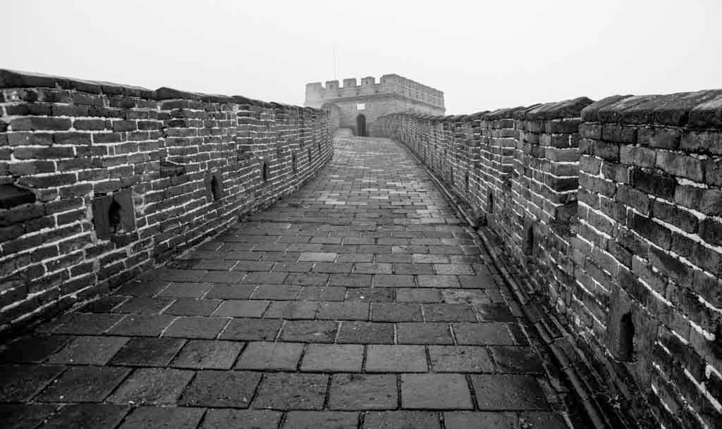 La Gran Muralla China restaurada