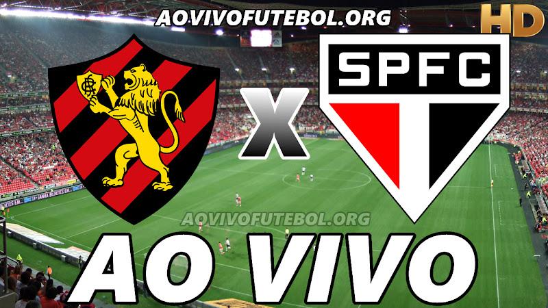 Sport x São Paulo Ao Vivo na TV HD