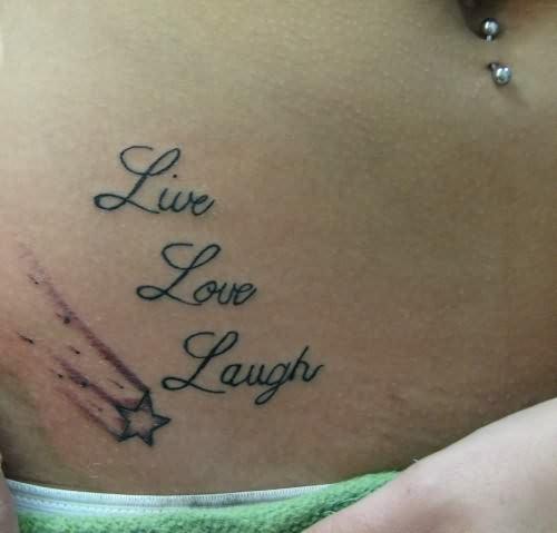 tatuajes para mujeres con frases en ingles