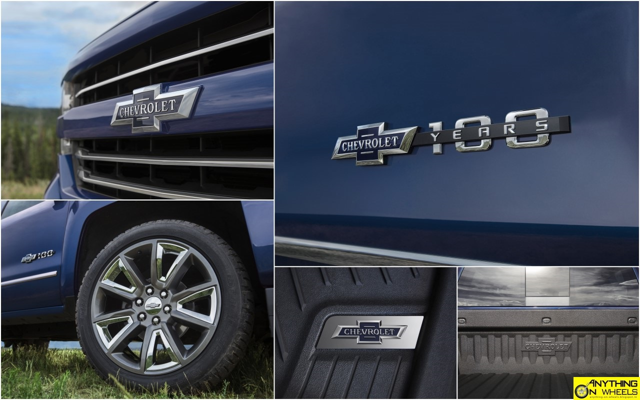 All Chevy blue chevy bowtie emblem ANYTHING ON WHEELS: Chevrolet celebrates 100 years of making pick ...