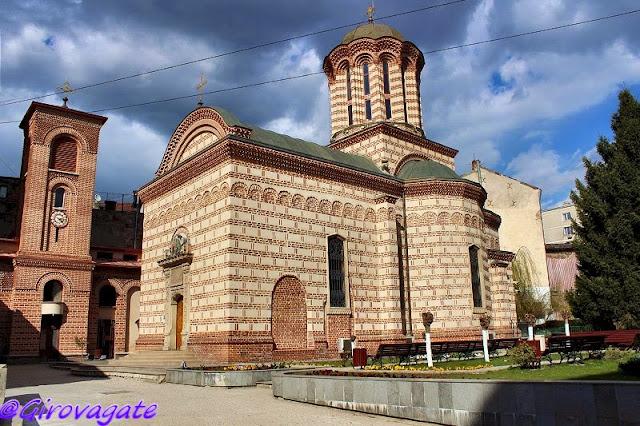 chiesa vecchia corte principesca bucarest