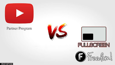 ما هو الفرق بين جوجل ادسنس والبارتنر شيب اليوتيوب و ايهم افضل
