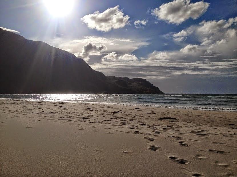 Magheragh Beach Donegal