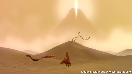 Journey PSN - Download game PS3 PS4 RPCS3 PC free