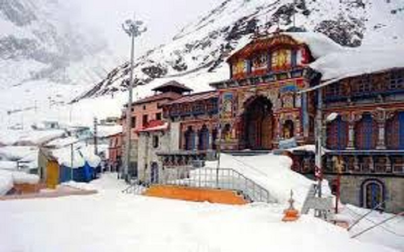 Chandigarh to Badrinath Taxi