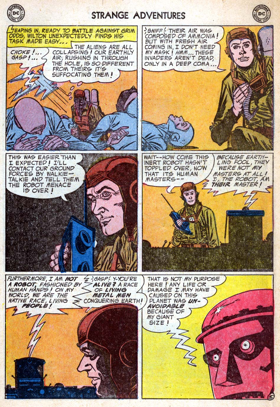 Strange Adventures (1950) issue 50 - Page 7