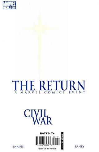 Civil War: The Return PDF