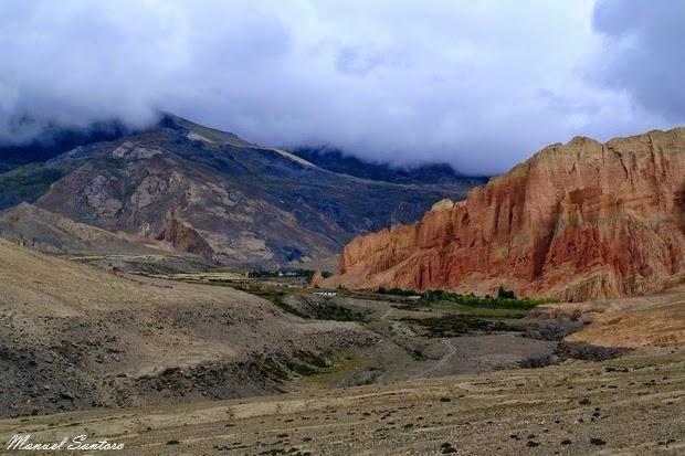 In cammino verso Tsarang