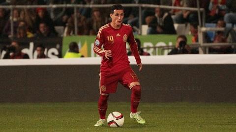 Callejon quay lại tuyển Tây Ban Nha sau hai năm