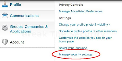 How to enable Two-Factor authentication in Linkedin ~ Everything About Hack & Soft