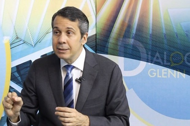 Orlando Jorge Mera aspira a la Presidencia de la República