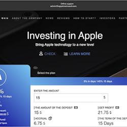 AppStoreInvest: обзор и отзывы о appstoreinvest.com (HYIP СКАМ)