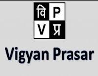 Vigyan Prasar jobs 2019 Executive Posts Online