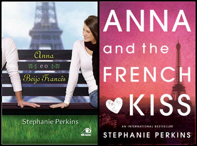Resultado de imagem para anna e o beijo frances