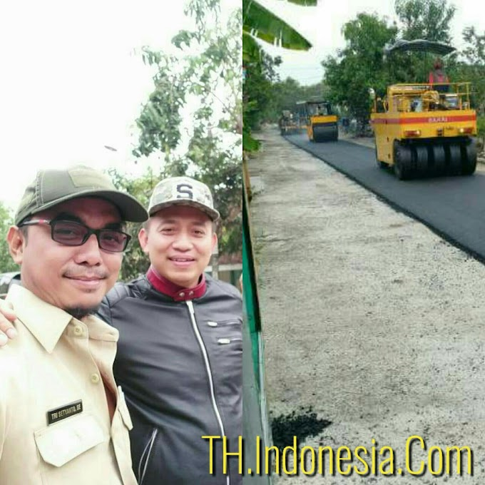 Desa Sugihrejo Kecamatan Gabus Giat Membangun Demi Kemajuan Desa Tercinta