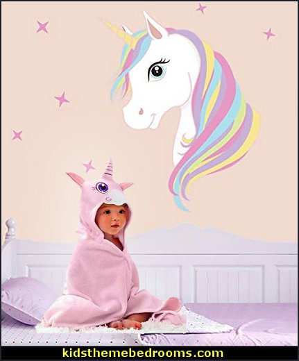 unicorn baby bedrooms unicorn bedding - unicorn decor - unicorn bedroom ideas - unicorns - Unicorn & Rainbows bedrooms -  unicorn duvet - fantasy theme bedroom decorating ideas - fairytale bedrooms decor - pegasus decor - unicorn wall murals - Unicorn bedroom decor - unicorn wall decals - unicorn baby bedrooms