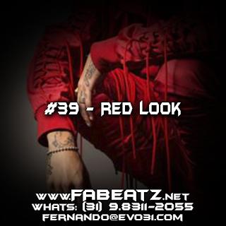 Beat à Venda: #39 - Red Look [Trap 110 BPM]