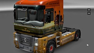 Renault Magnum Country King skin