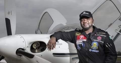 Nigerian pilot