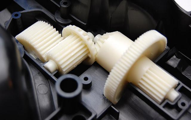 Tamiya Jeep Wrangler gears