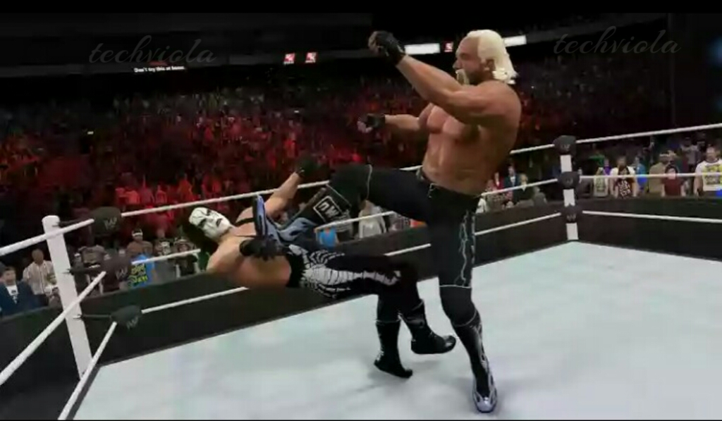 Wwe wrestling games for android