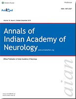 AIAN - Annals of Indian Academy of Neurology
