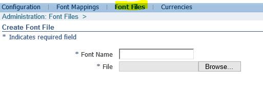 How to Print MICR Font in Oracle Check Printing Report