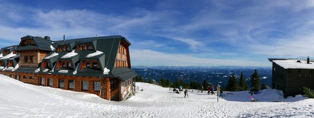 lysa hora szczyt czechy