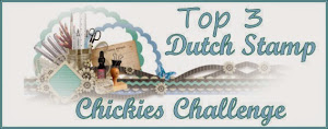 Dutch Stamp Chickies Challenge #13""