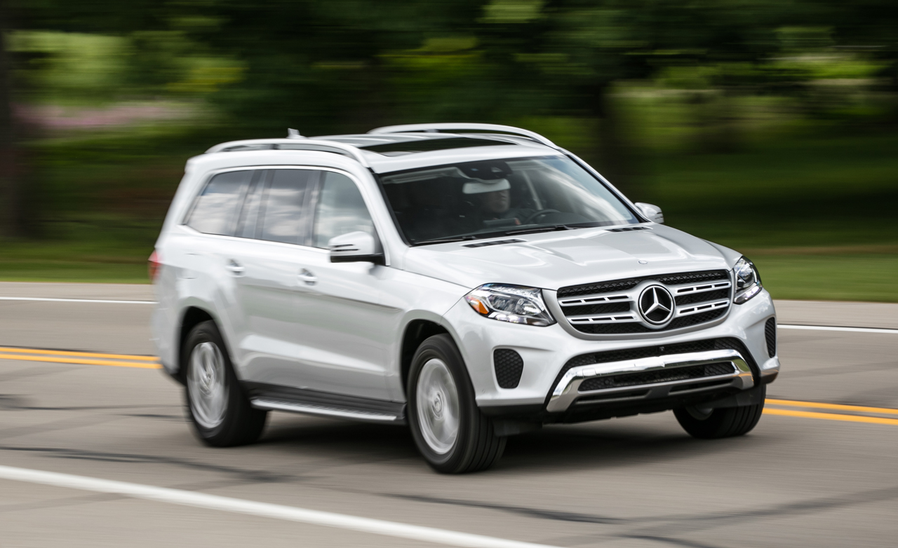 Let 39 s ride out 2017 mercedes benz gls450 4matic for 2017 mercedes benz gls350d 4matic